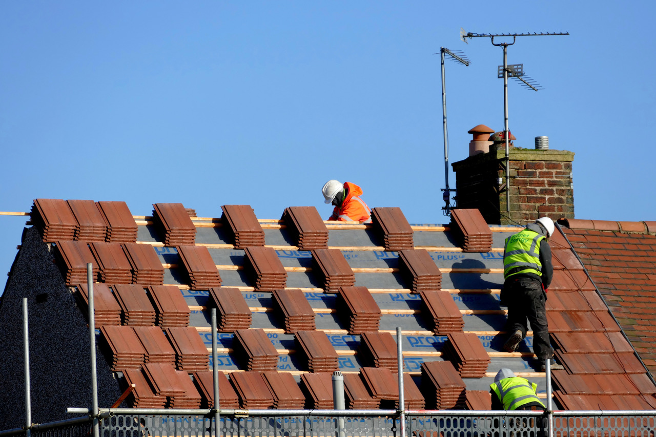 roofers in fleetwood